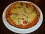 gombás pizza