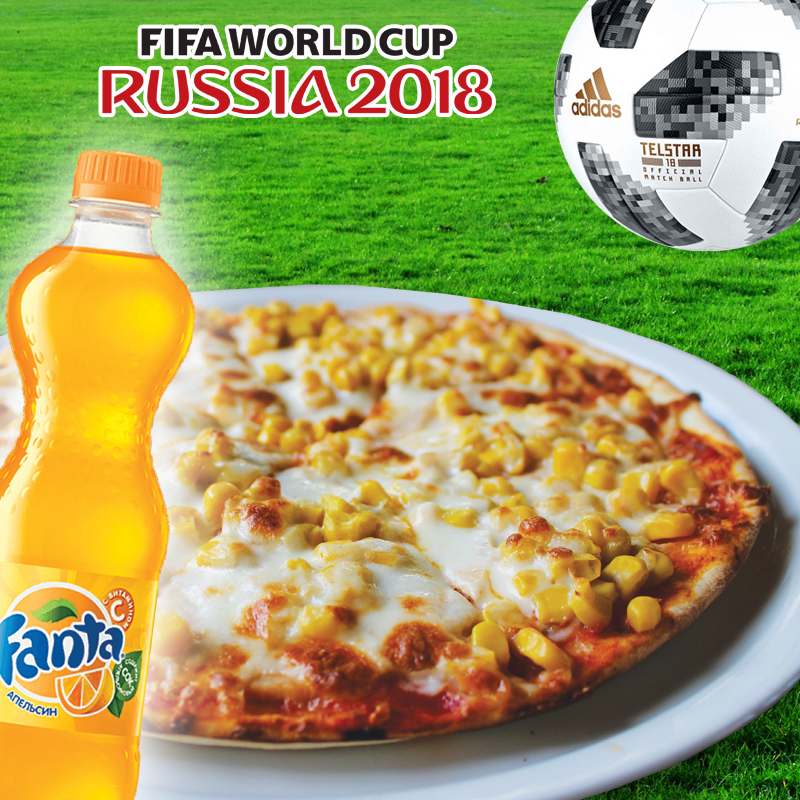 fanta pizza menu