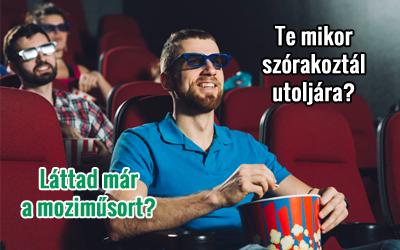 mozi hirdetes musor