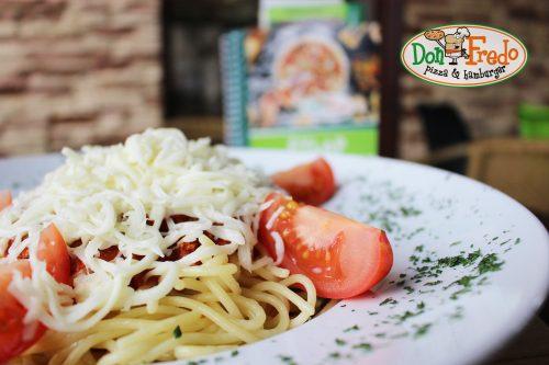 bolognai spagetti donfredo