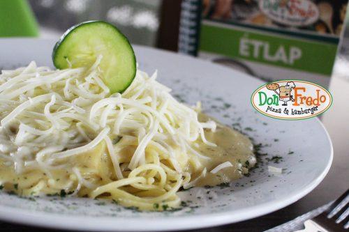 carbonara spagetti donfredo