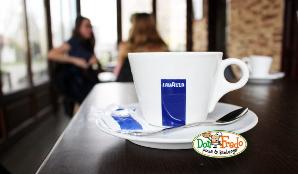 kave facebook lavazza