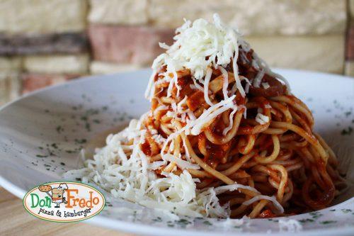 milanoi spagetti donfredo