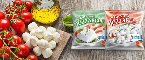mozzarealla sajt szarvas