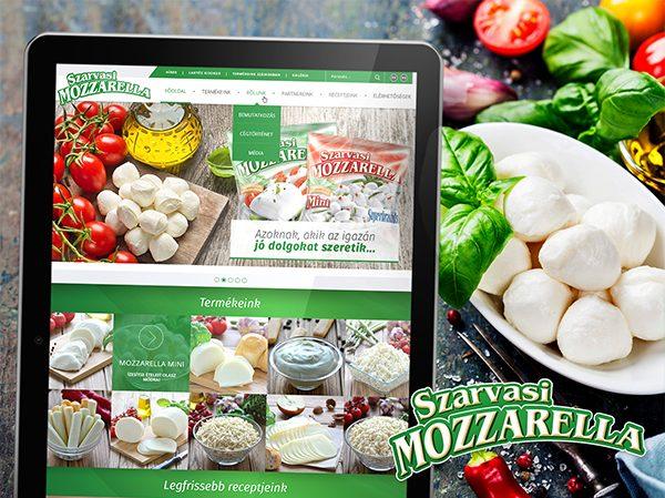 mozzarella szarvas
